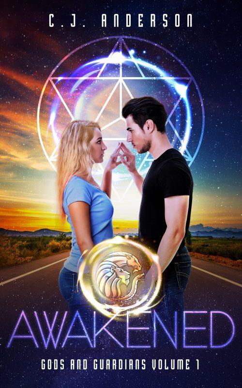Awakened (Gods and Guardians Book 1)